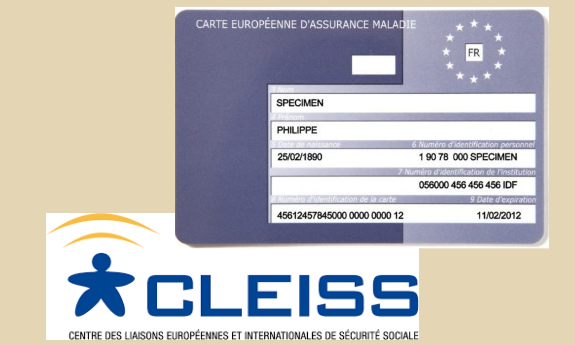 commander une carte européenne d assurance maladie Commander en ligne la Carte Européenne d'Assurance Maladie (CEAM