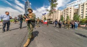 Chili Émeute