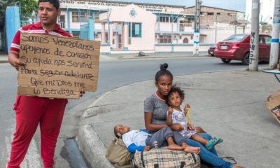 Equateur Crise