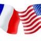 Drapeau Franco Americain