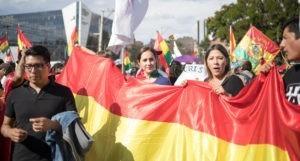 Bolivie Crise