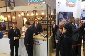 Chine Macron Suite
