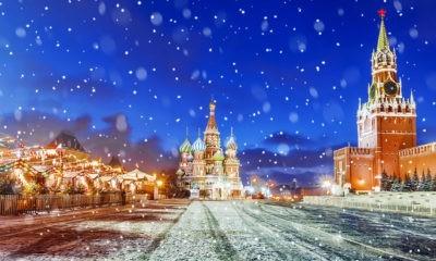 Noel À Moscou