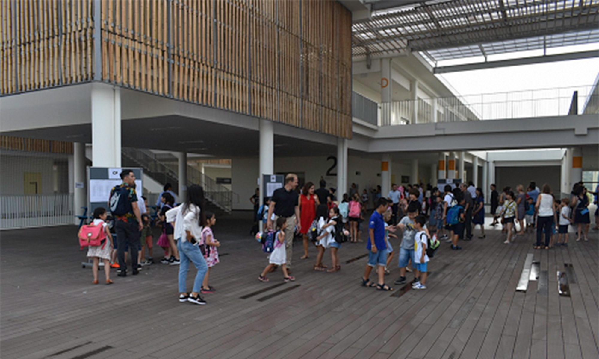 Lycée Français Alexandre Yersin Hanoi Viet Nam