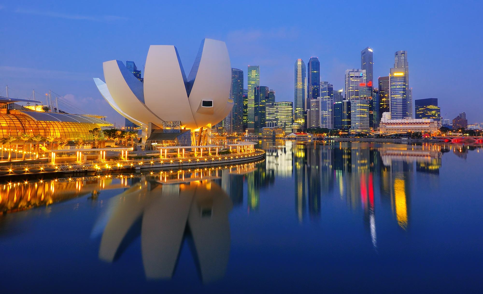 Singapour Entreprise