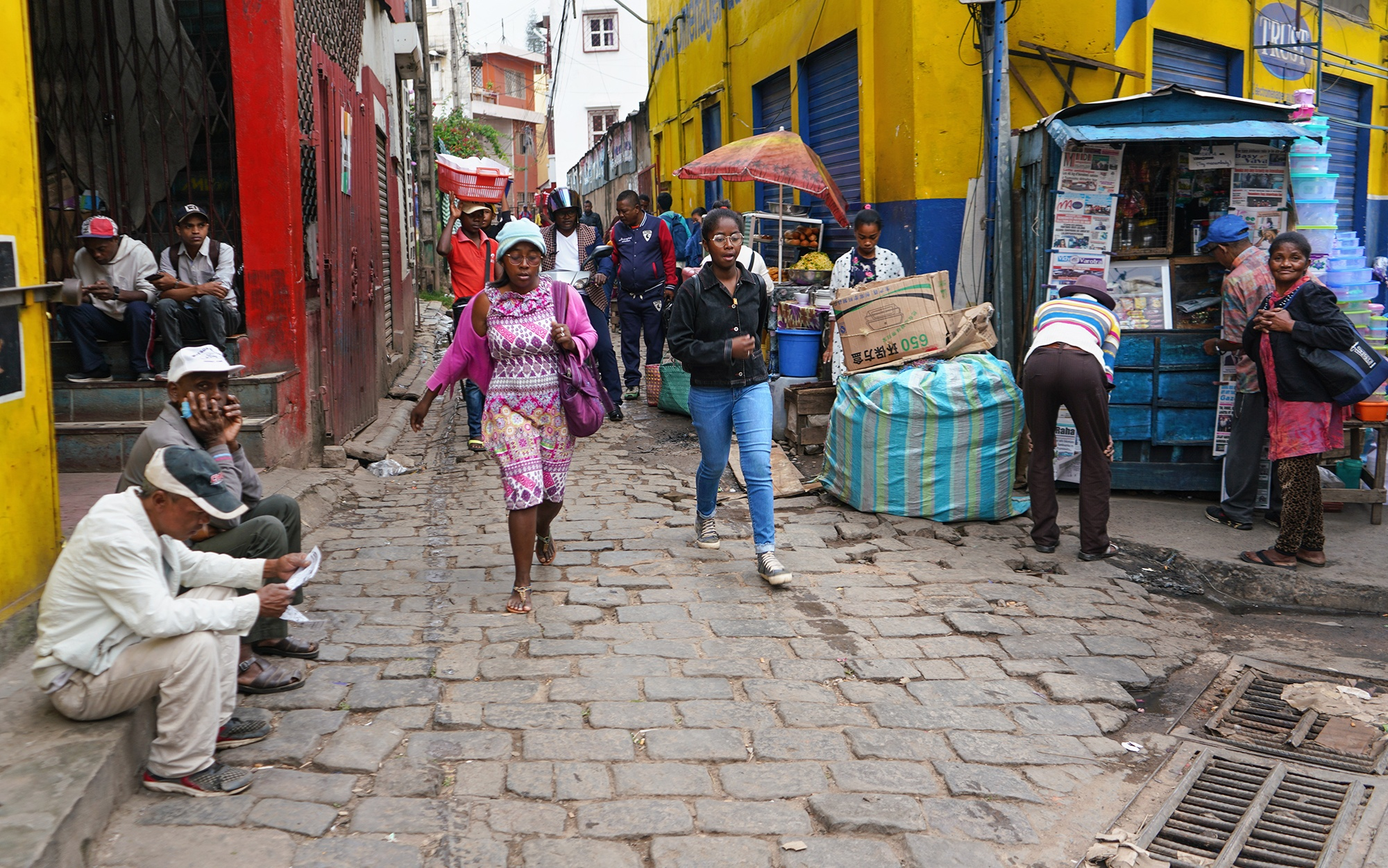 Rue Madagascar