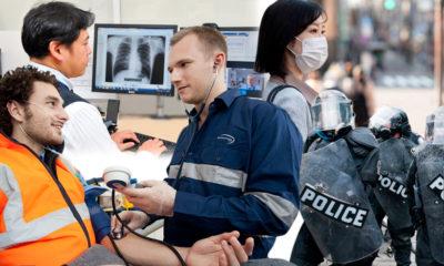Comment International SOS protège vos employés à travers le monde