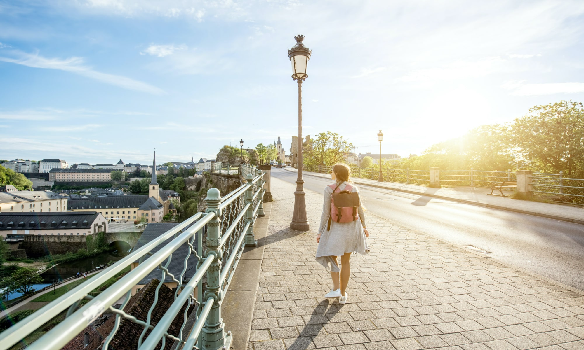 Comment travailler au… Luxembourg