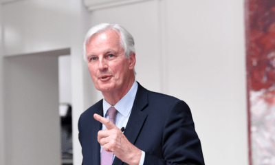 EXCLUSIVITE - Michel Barnier : «Le 1er janvier 2021 apportera des changements profonds»