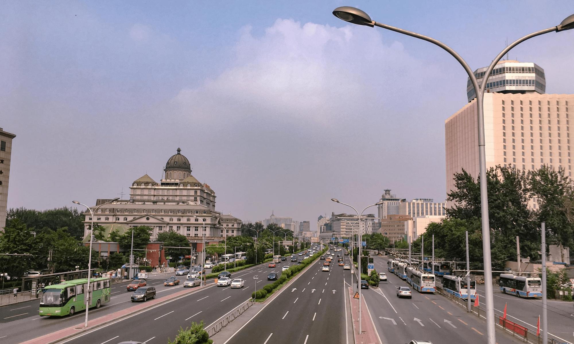 Reprise progressive des échanges entre la France et la Chine