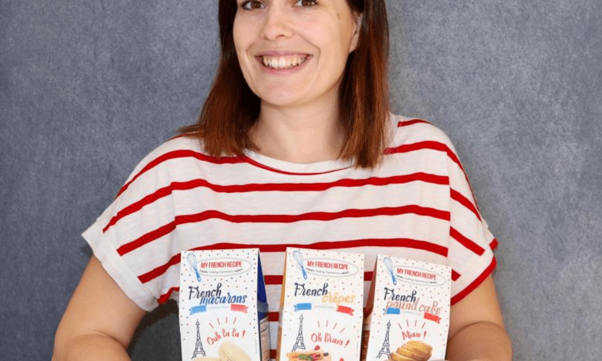 Isabel Mota invite la cuisine française chez les familles texanes