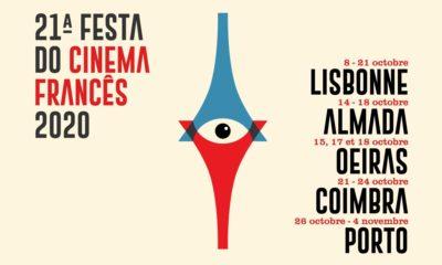 21ème édition de la Festa do Cinema Francês