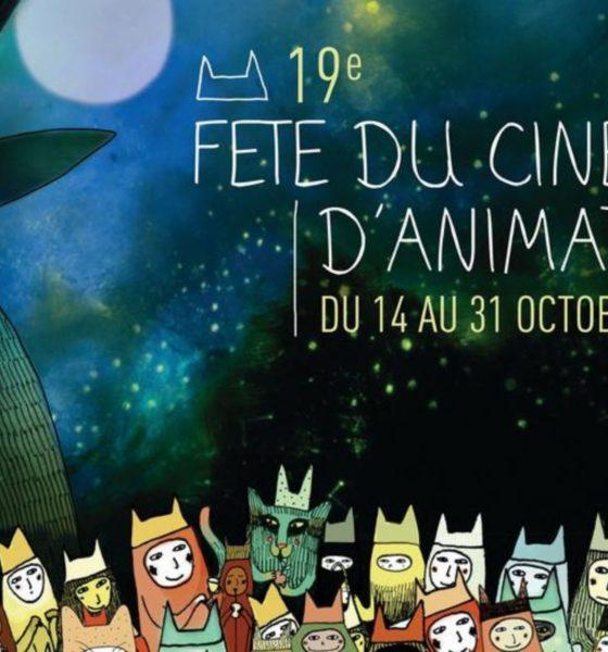 La 19ème fête du cinéma d'animation