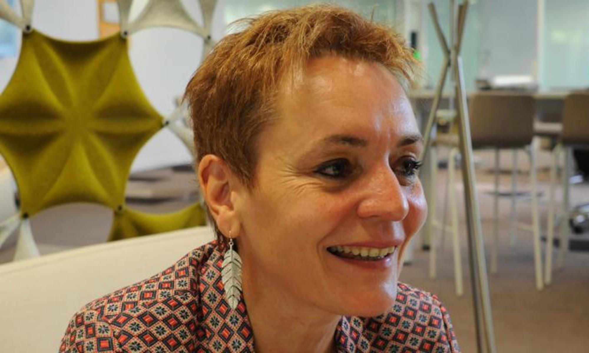 Florence Dumontier, directrice Europe et relations internationales à Pôle Emploi