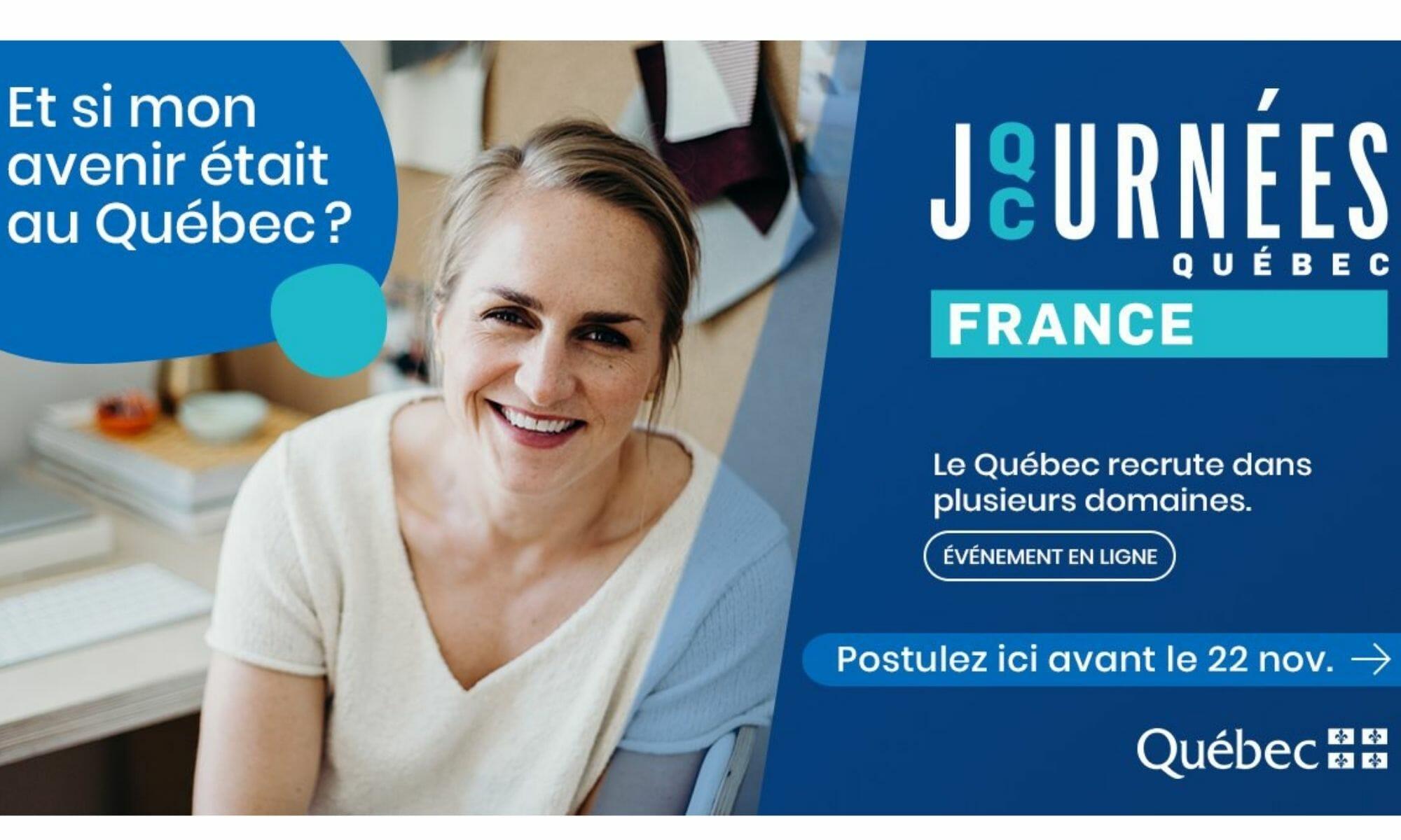 Journées Québec France