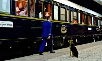 Rêver encore de voyage avec l'Orient express, un train marqué d'histoire`