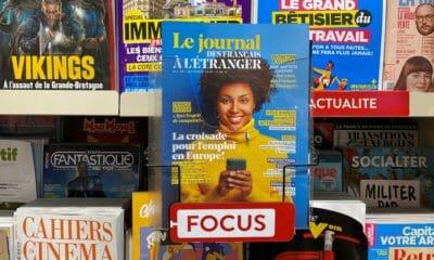 Le N°9 du Journal des Français à l'étranger est en kiosque !