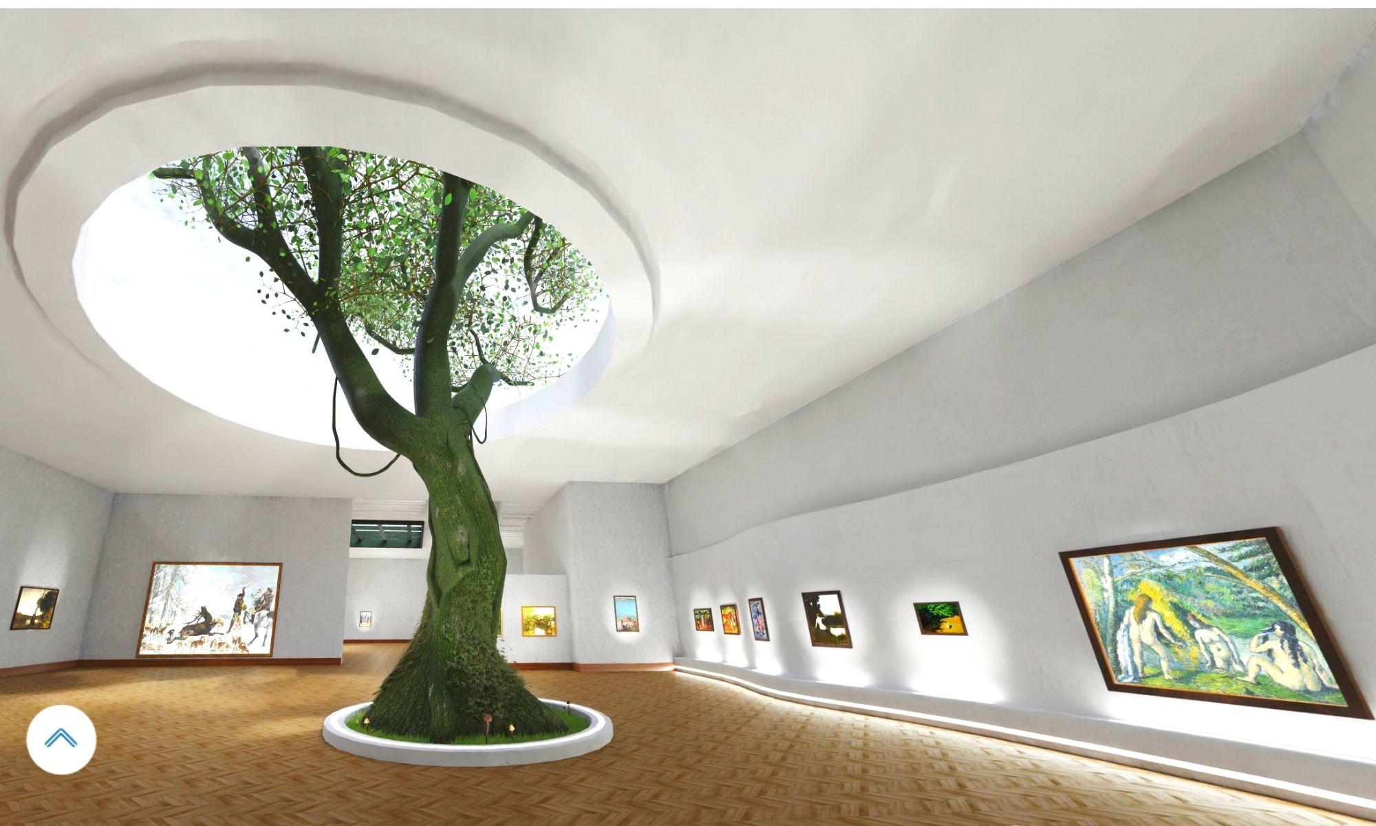 Une exposition numérique de 150 chefs-d'œuvre des musées français