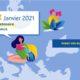 Une conférence en ligne pour présenter le nouvel Erasmus+