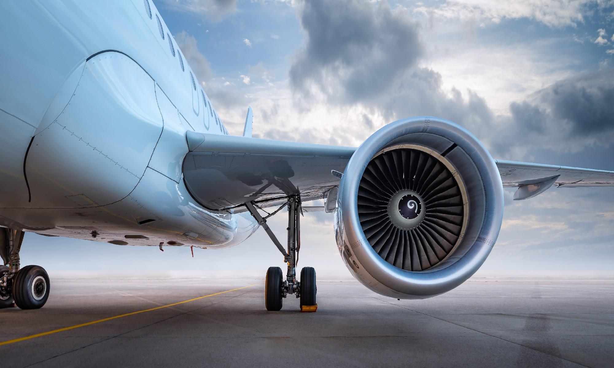 transport aérien CO2