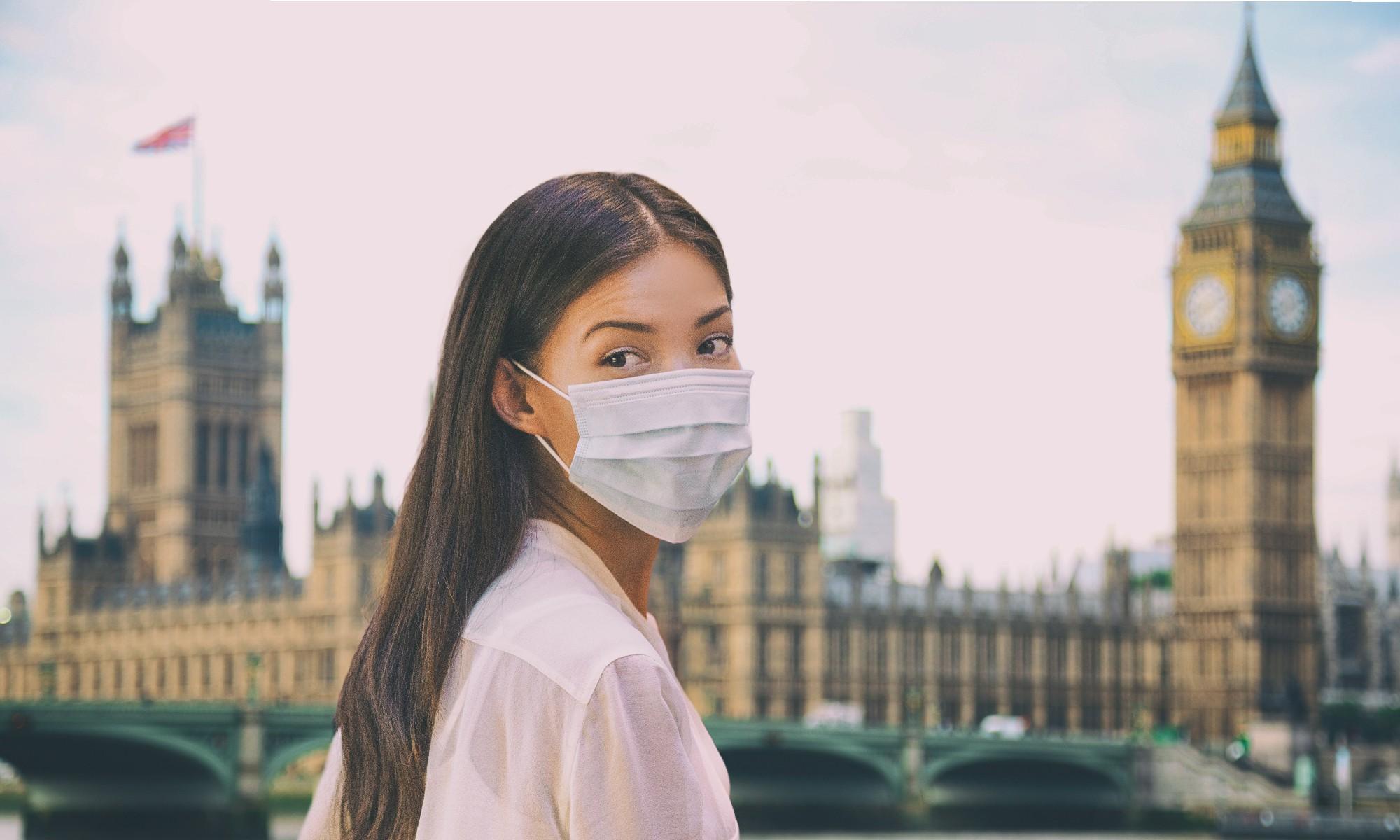 Le consulat de France à Londres face à la pandémie