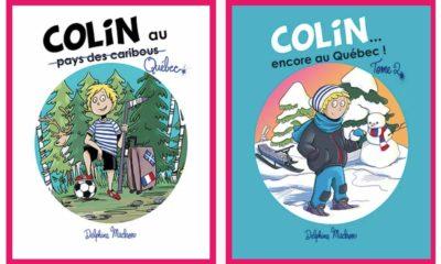 Les aventures de Colin : des romans pour enfants sur l'expatriation