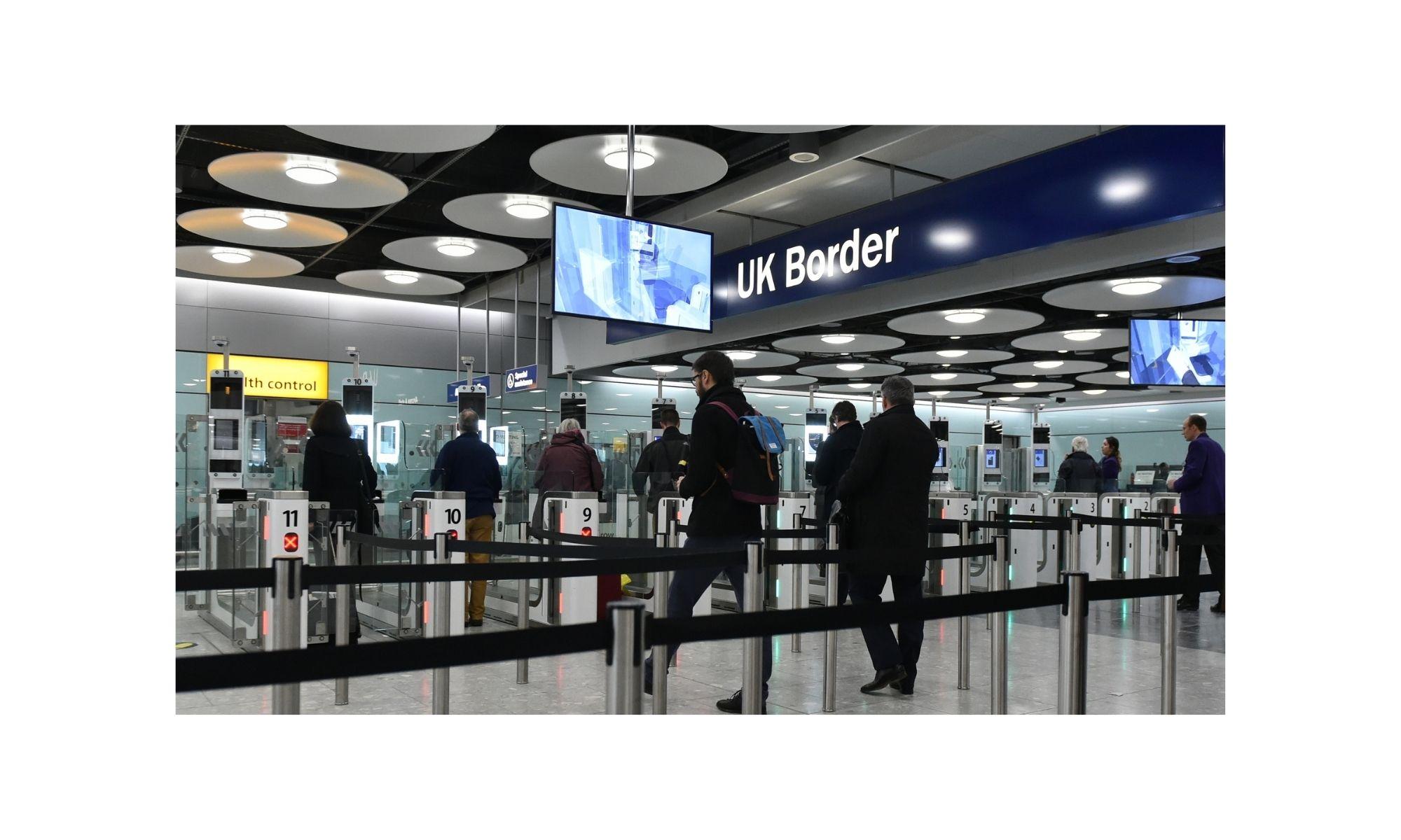 La frontière avec le Royaume-Uni restera fermée «jusqu'à nouvel ordre»