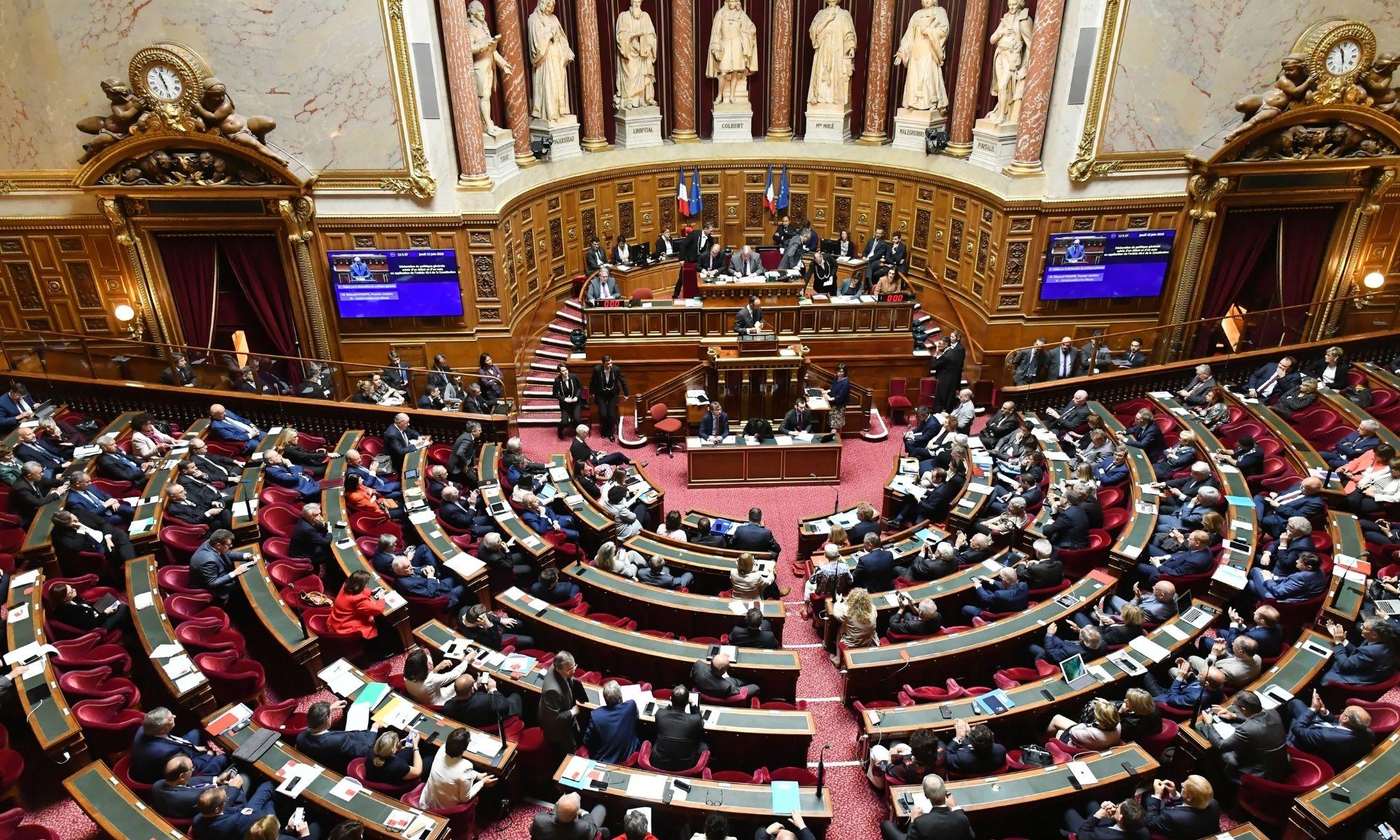 Un groupe d'études sur les Français de l'étranger au Sénat