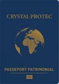 passeport patrimonial Crystal Protec