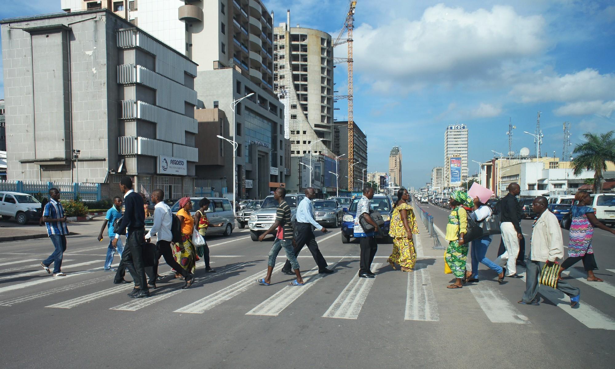 Kinshasa, première ville francophone3