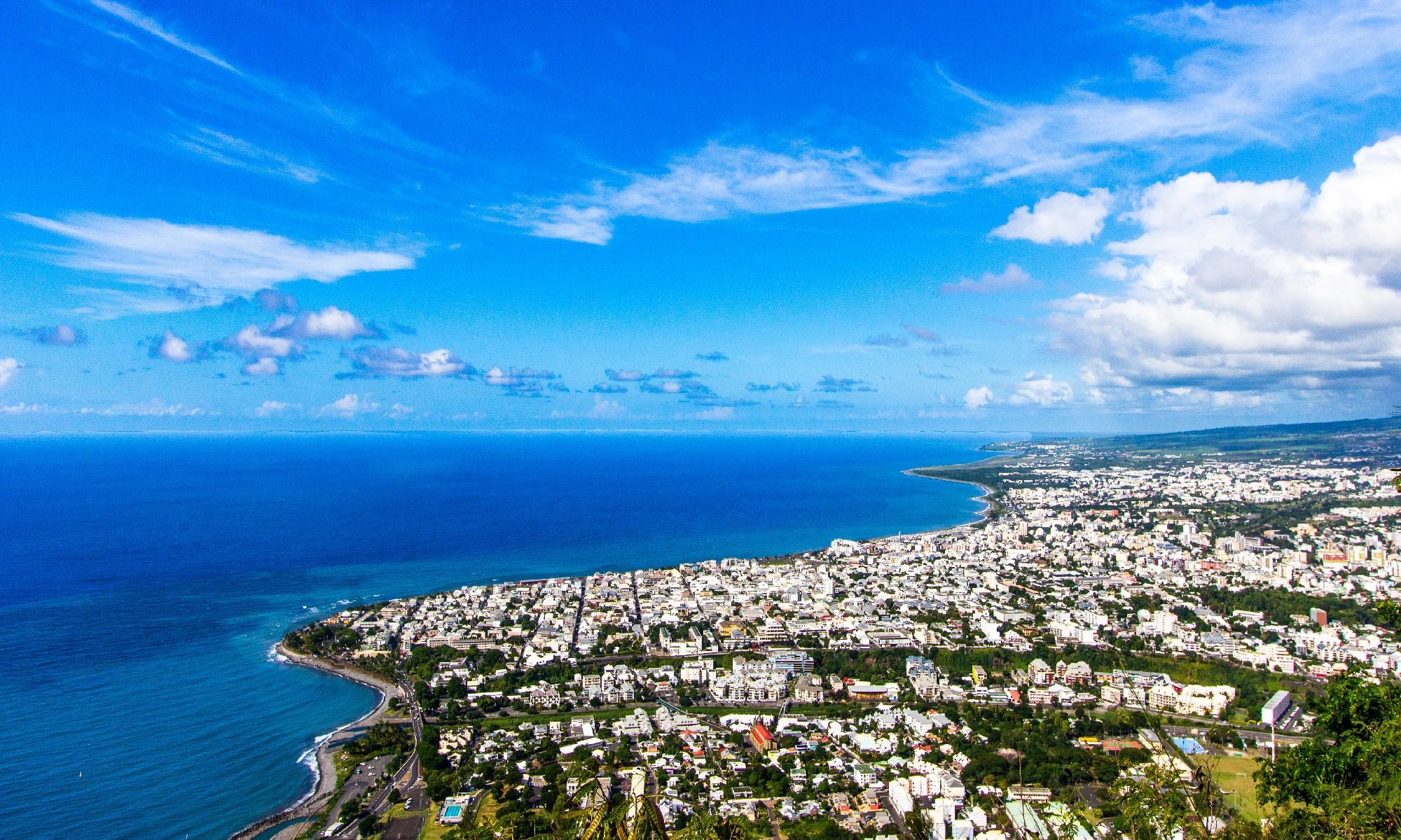 Travailler... à La Réunion
