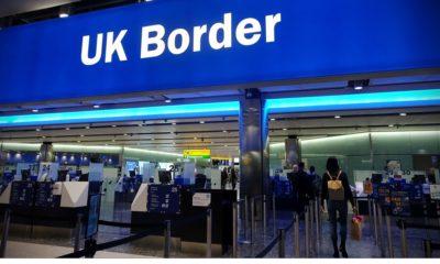 A partir de lundi, les frontières du Royaume-Uni étroitement fermées