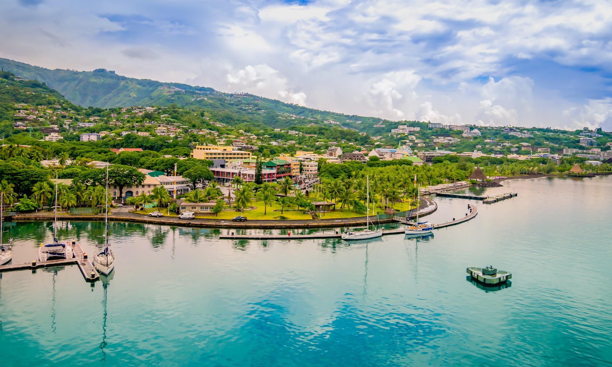 Travailler... à Tahiti