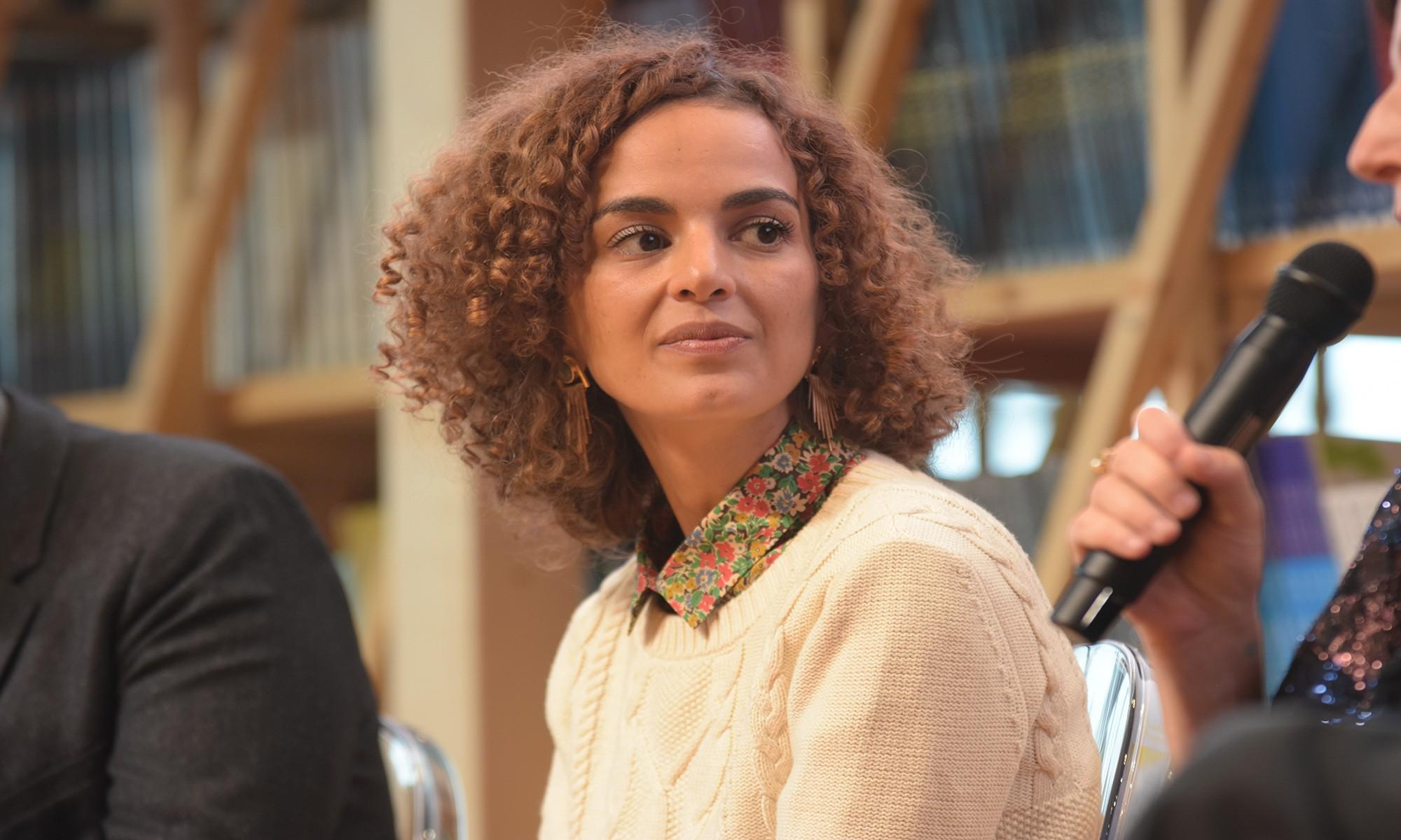 Leïla Slimani à l'honneur de la Semaine de la langue française
