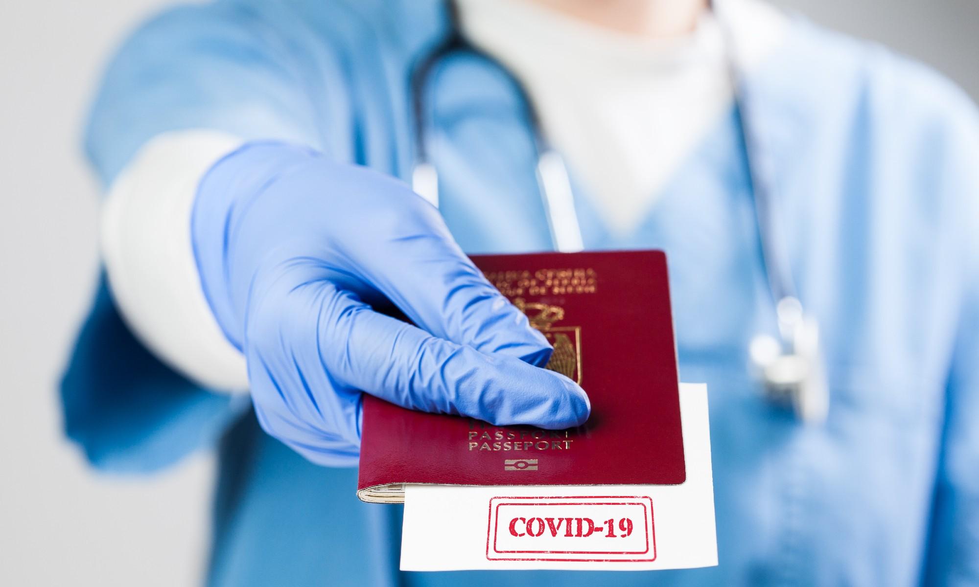 Les certificats sanitaires : les exemples islandais et israéliens