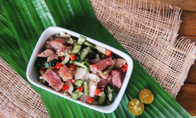Recettes du monde entier : le kinilaw, le sushi philippin