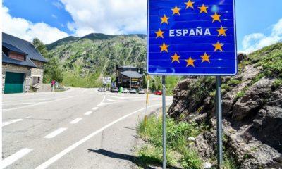 L'Espagne exige un test négatif à l'arrivée de France