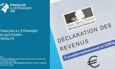 Français à l'étranger au quotidien: la fiscalité