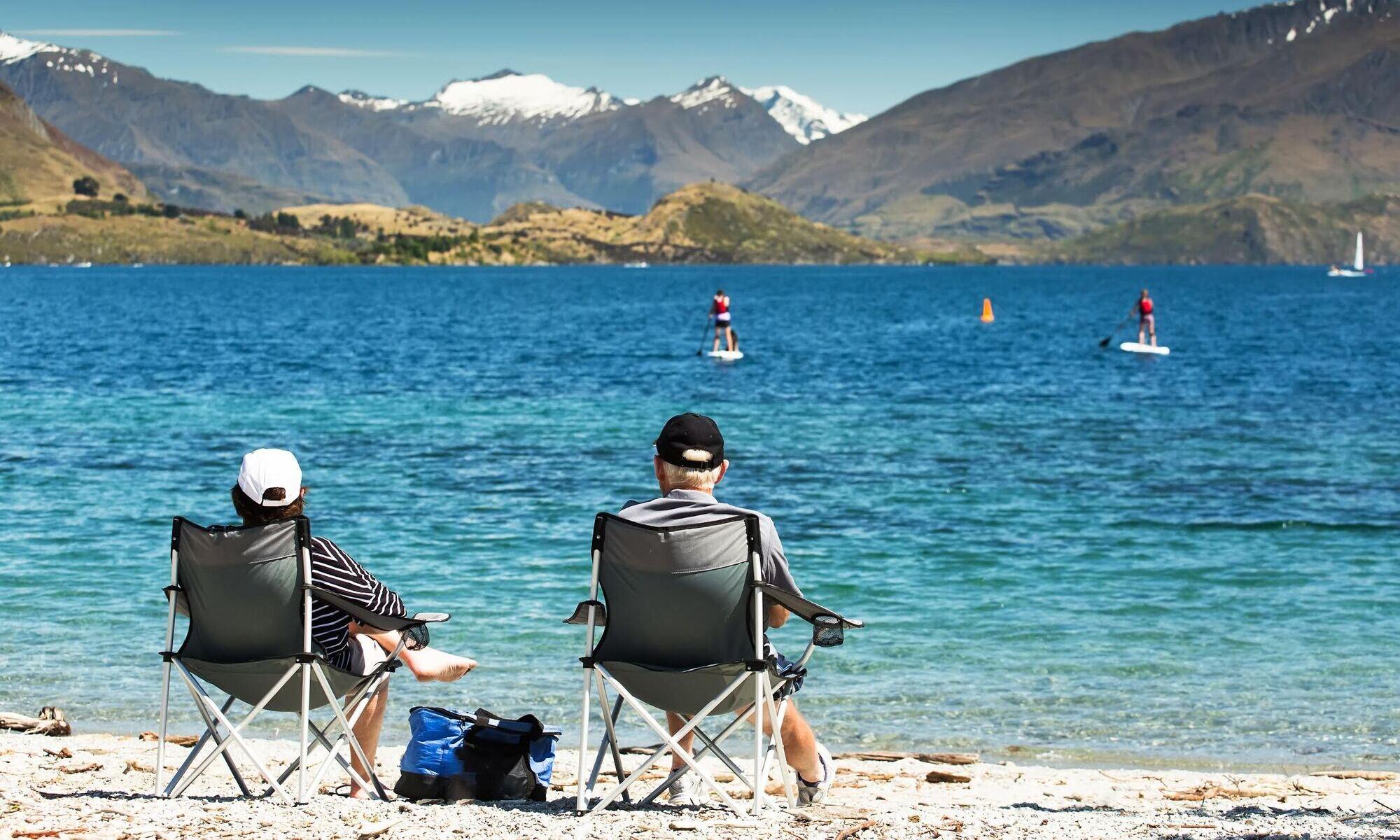 Ma retraite en Nouvelle-Zélande