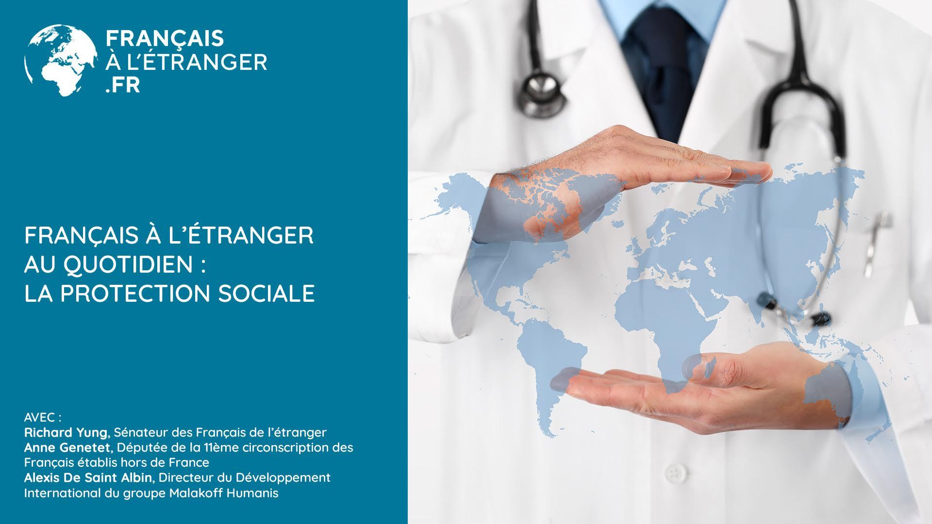 Français à l'étranger au quotidien: la protection sociale
