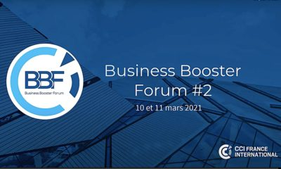 CCI France International : 35 webinaires du Booster Forum #2 disponibles en replay