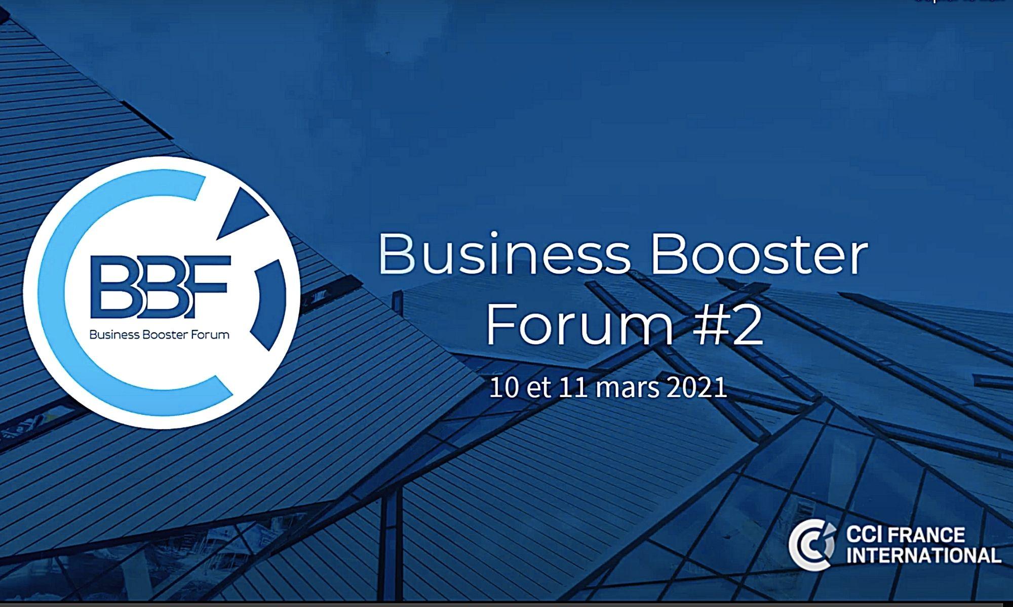 CCI France International : 35 webinaires du Booster Forum #2 disponibles en replay