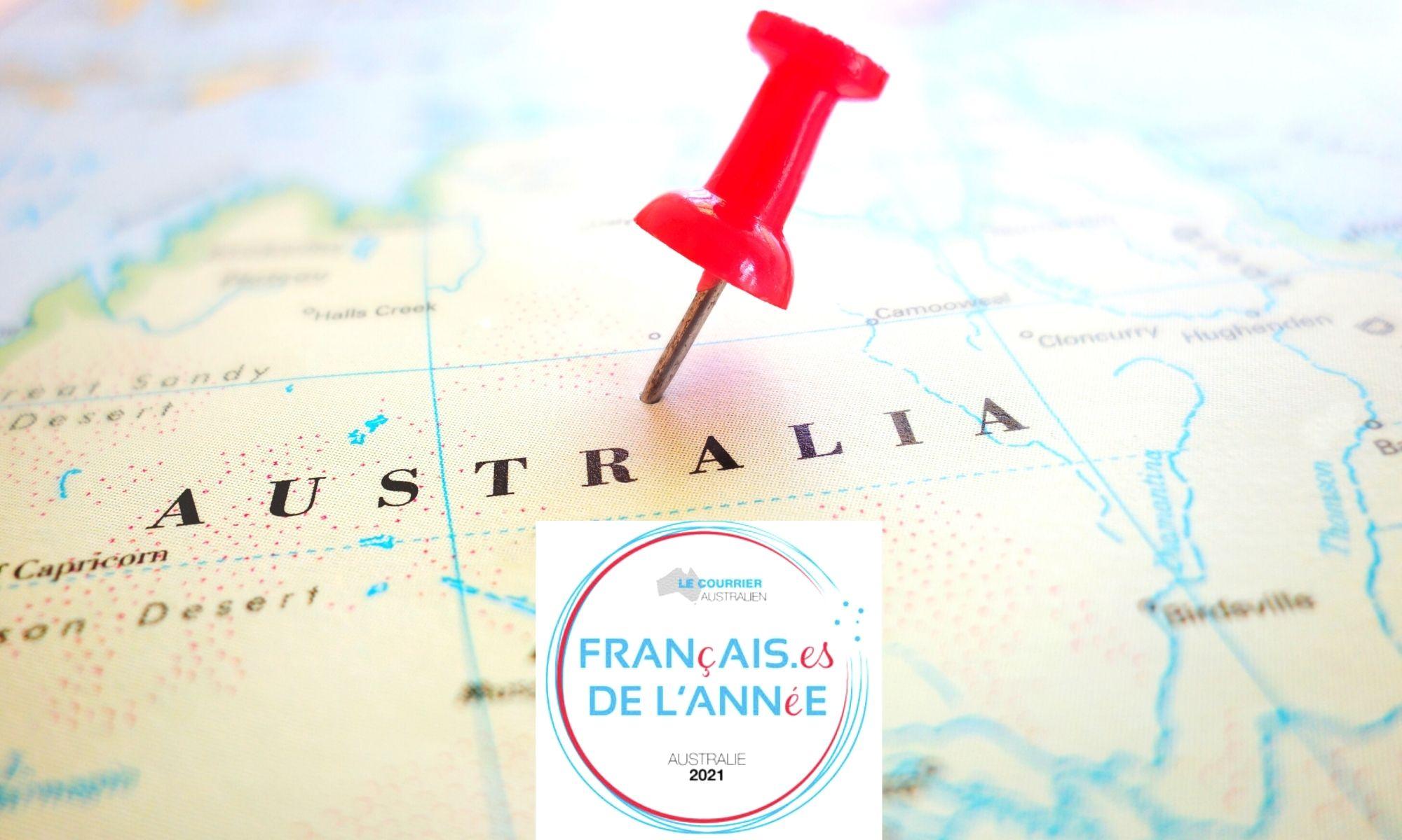 """Le """"Courrier Australien"""" lance le prix des """"Français-es de l'Année"""""""