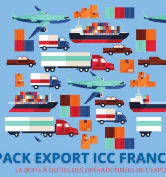 """Le """"Pack export"""" d'ICC France, la boite à outils des opérationnels de l'export"""