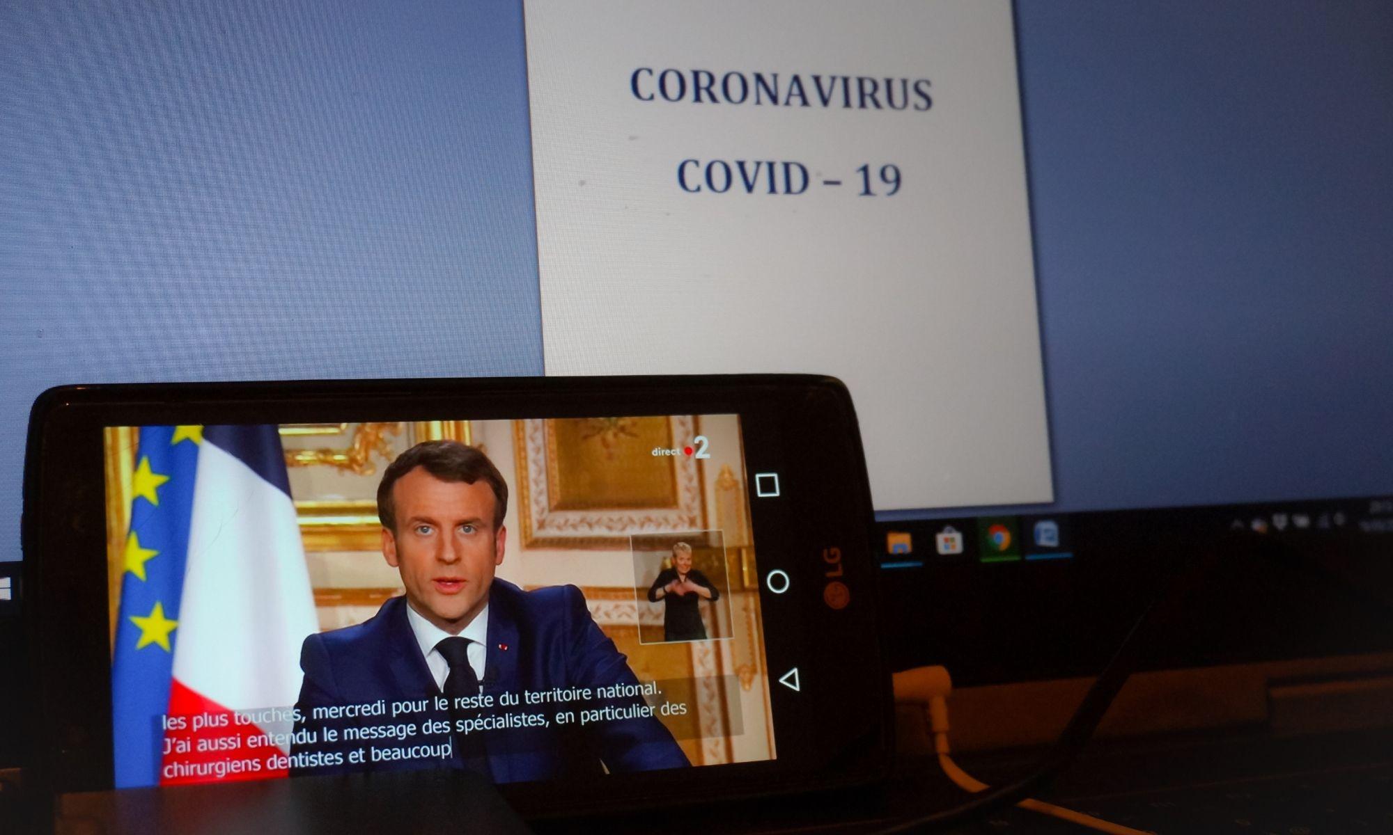 """Emmanuel Macron aux Français de l'étranger : """"trois ambitions me guident"""""""