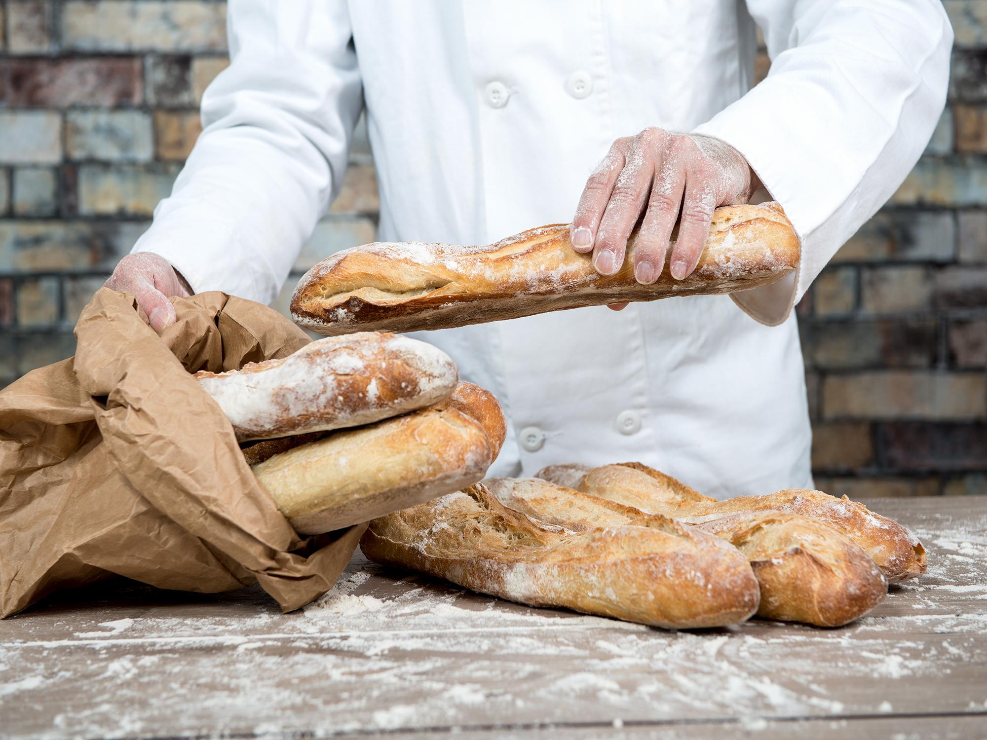 La baguette française bientôt au patrimoine mondiale de l'Unesco ?