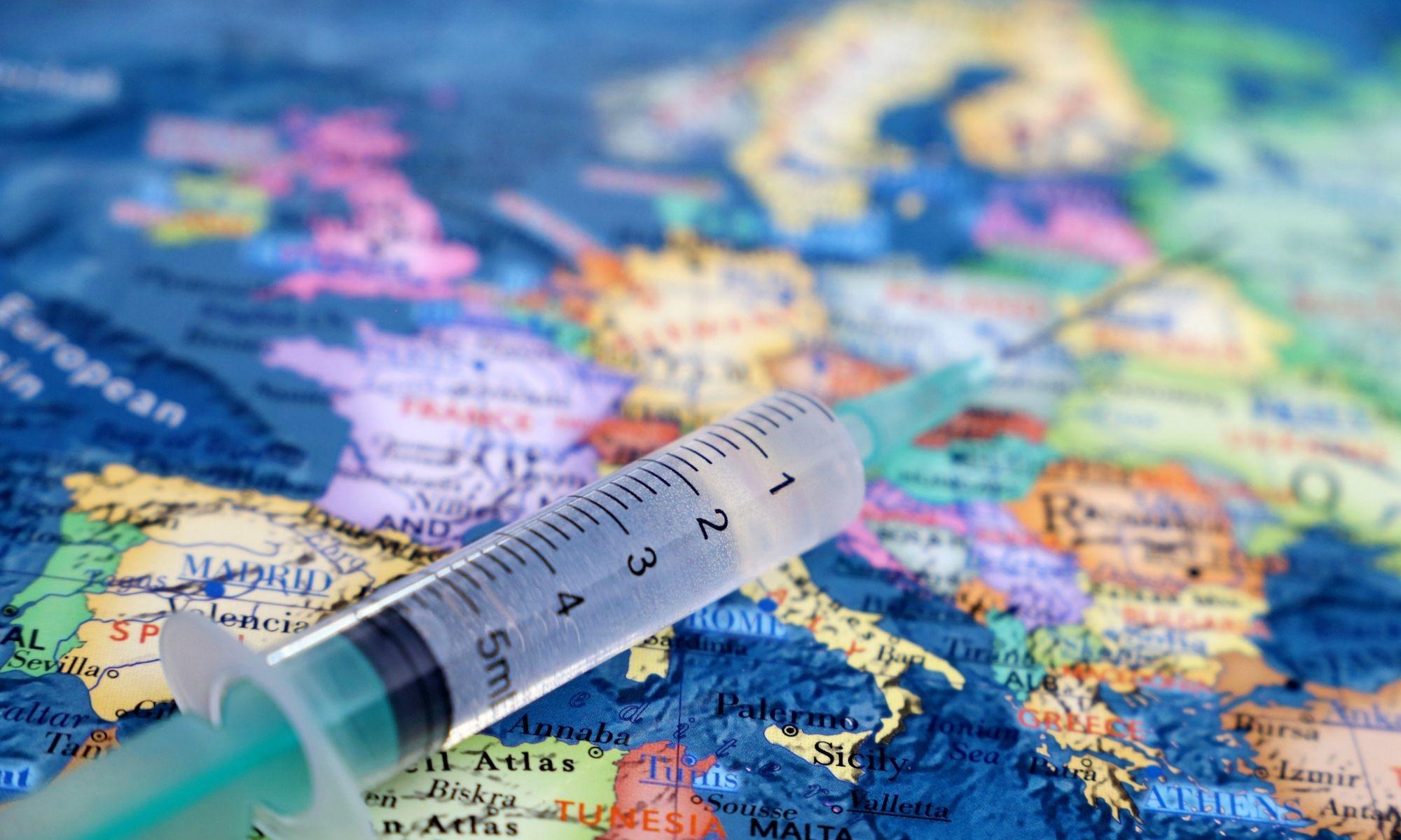 Covid-19 : Les frontières s'ouvrent en Europe pour les voyageurs entièrement vaccinés.
