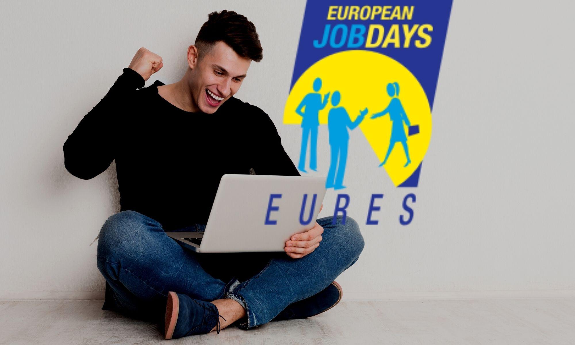 European Job Days : des manifestations en ligne pour trouver un emploi en Europe