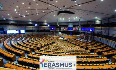 Le nouveau programme Erasmus + approuvé par les députés européens