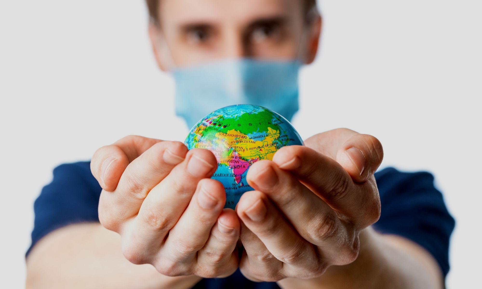 foyers épidémiques dans le monde